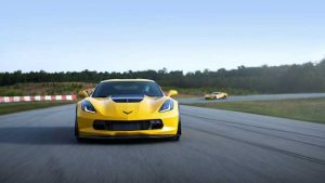 Chevrolet Corvette 2016 Coupe and Convertible