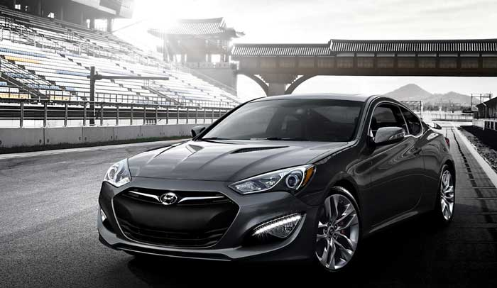 2016 Hyundai Genesis Coupe An Affordable Sports Car