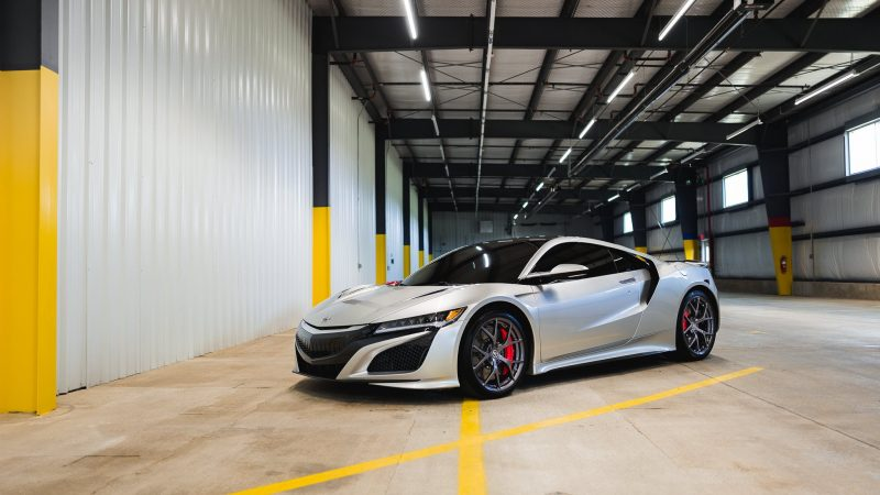Acura NSX – One of the Best Sports Cars