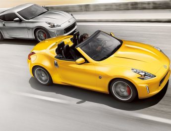 Best Sports Cars: Nissan 370Z Roadster