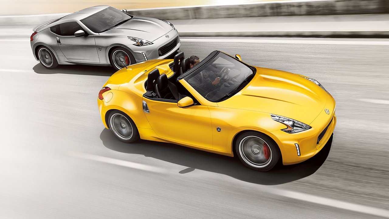 Delightful Best Sports Cars: Nissan 370Z Roadster
