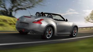 Performance of Nissan 370Z Roadster