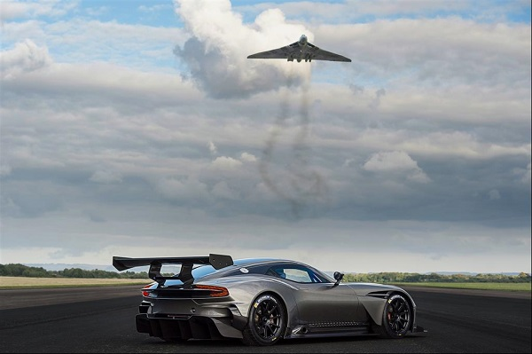 Best Sports Cars - Aston Martin Vulcan and its Impressive Design