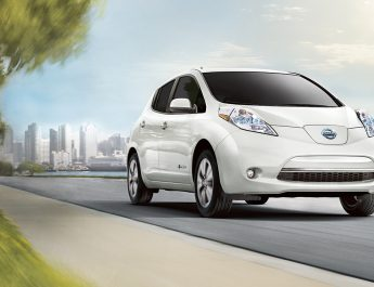 Electric Sports Car: 2016 Nissan Leaf