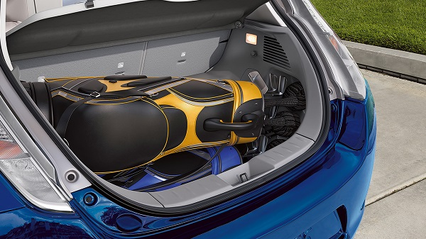 Smart Storage of Nissan Leaf