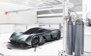 Availability and Price of the Aston Martin Valkyrie
