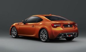 Low Price Sports Cars – 2017 Toyota 86 – Improved Design Features