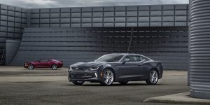 Distinct Features of 2017 Chevrolet Camaro