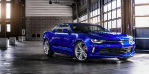 Top Sport Coupes: Aggressive Exterior of the Chevrolet Camaro