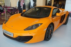 McLaren: A British Pioneer of Sports Cars