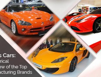 Sports Cars: A Historical Overview of the Top Manufacturing Brands