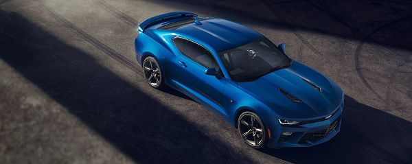 Design of 2018 Chevrolet Camaro