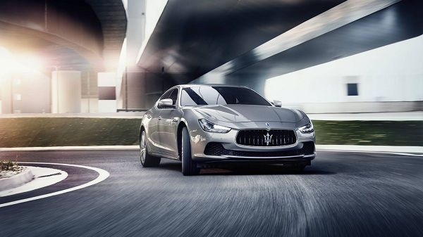 Price of 2017 Maserati Ghibli