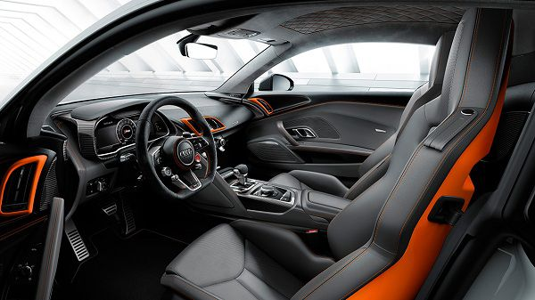 top luxury sports cars 2017 audi r8 with v10 engine. Black Bedroom Furniture Sets. Home Design Ideas