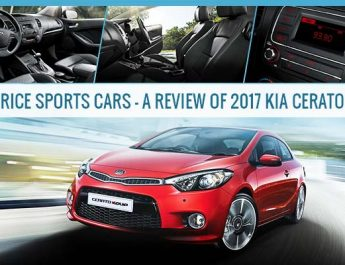 Low Price Sports Cars - A Review Of 2017 Kia Cerato Koup