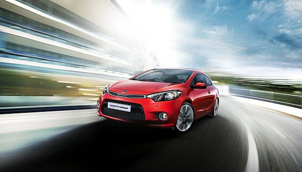 Performance Attribute of Kia Cerato Koup 2017
