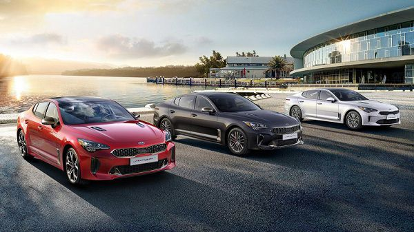 Price of the New Sports Cars - 2018 Kia Stinger