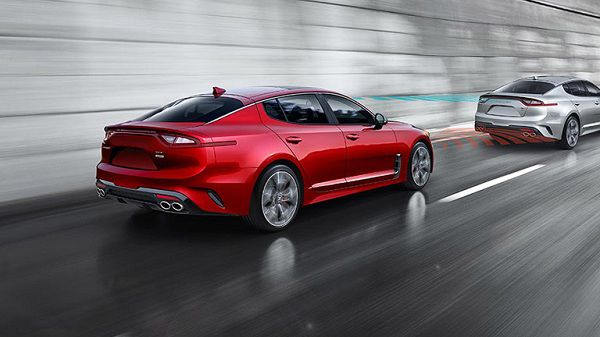 Safety Features of 2018 Kia Stinger