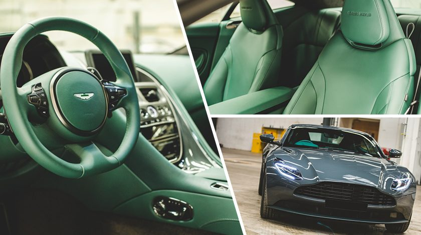 Top Luxury Sports Cars – The Aston Martin DB11 Classic Driver Edition with a Lightweight Turbocharged V8 Engine