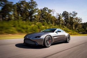 Price and Availability of the New Aston Martin Vantage in the UAE
