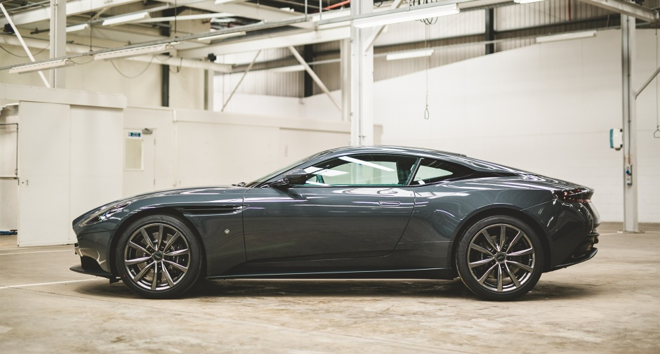 Price of the Aston Martin DB11 Classic Driver Special Edition