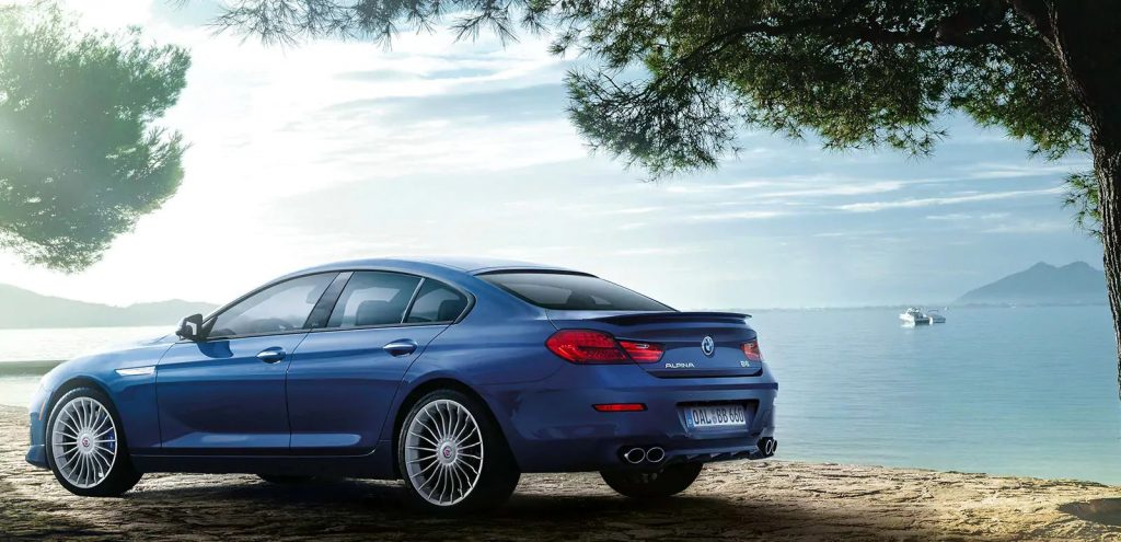 Price and Availability of the 2019 BMW Alpina B6