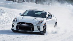 Performance of the 2020 Nissan GT-R