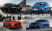 Top 4 Luxury Sports Cars of 2020