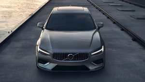 Design of the 2020 Volvo S60
