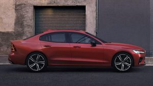 Performance of the 2020 Volvo S60