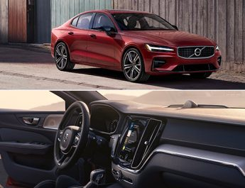 Luxury Sports Cars - 2020 Volvo S60 with Advanced Safety Technologies