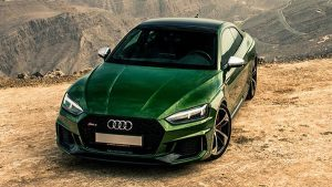 2020 Audi RS 5 Coupe