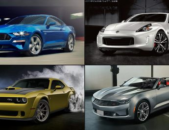 Top 4 Luxury Sports Cars to Lookout For in the UAE
