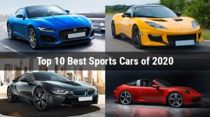 Top 10 Best Sports Cars to Lookout For