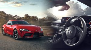 2020 Toyota GR Supra with a Turbocharged Engine