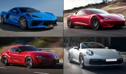Top 4 Two Door Sports Cars to Look Out For