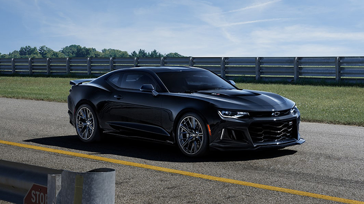 2020 Chevrolet Camaro ZL1 - High-Performing Coupe with a V8 Supercharged Engine