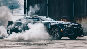 Performance Features of the 2020 Chevrolet Camaro ZL1