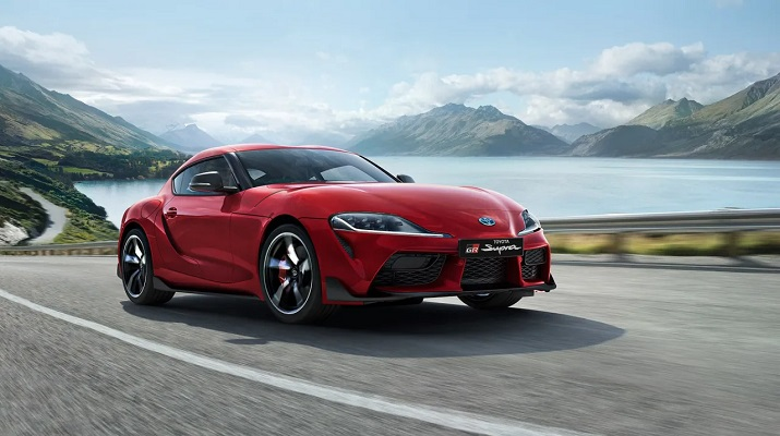 2021 Toyota GR Supra - Modern Sports Car with Twin-Scroll Turbo Power Engine
