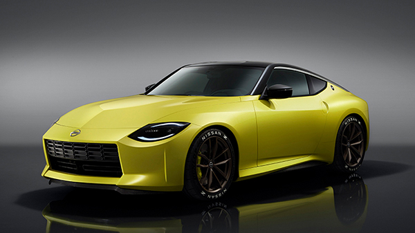 Nissan Z Proto with a High-performance V6 Twin Turbo Engine
