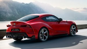 Price of the 2021 Toyota GR Supra in the UAE