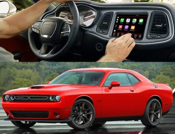 2021 Dodge Challenger with a Powerful V8 Engine