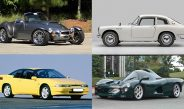10 Unconventional yet Fantastic Sports Cars