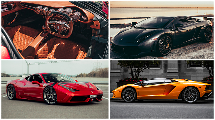 Benefits of Owning a Sports Car